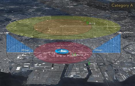 No FLY Zones DJI - Us no fly zones map