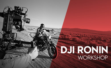 DJI Ronin Workshop