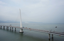 S800 SHENZHEN BAY BRIDGE