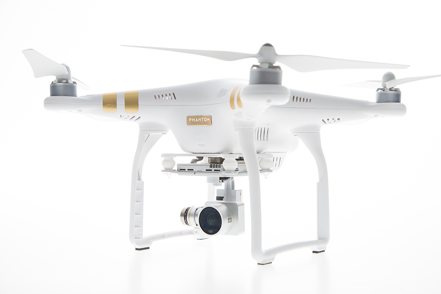 DJI Releases New Firmware for Phantom 3 Professional/Advanced