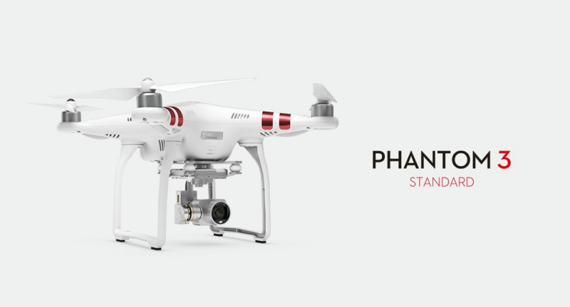 DJI Releases New Firmware for the Phantom 3 Standard