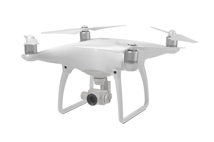 DJI Phantom 4 (Refurbished Unit)