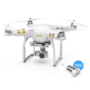 Phantom 3 Professional (Refurbished Unit) + Free Extra Battery