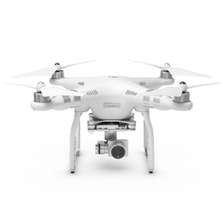 Phantom 3 Advanced - Aircraft (Excludes Remote Controller and Battery Charger)