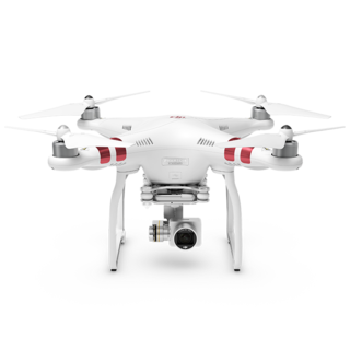 Phantom 3 Standard Aircraft 5.8GHz (Excludes Remote Controller and Battery Charger)
