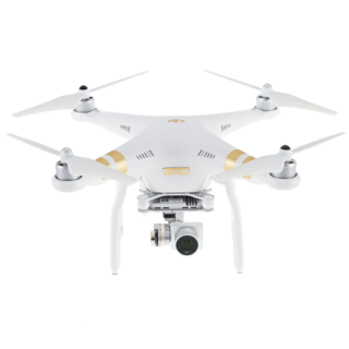 Phantom 3 4K - Aircraft (Excluding Remote Controller and Battery Charger)