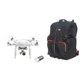Phantom 3 Advanced Fly More Combo with Free Training