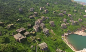 The Lost Village in Shengshan Island