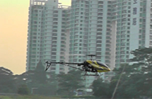 WOOKONG-H ON SCALE/HOBBY-HELICOPTERS DEMO