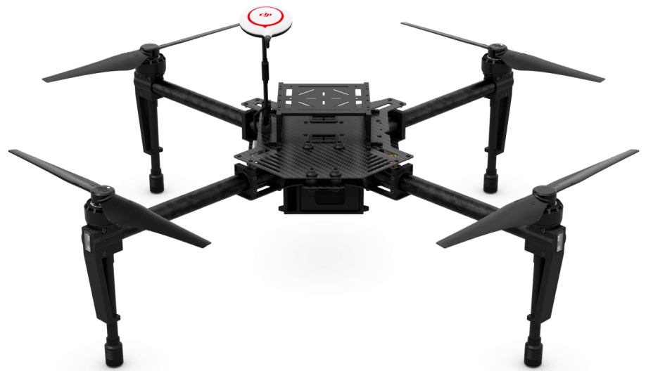 DJI Matrice 100 The Quadcopter For Developers