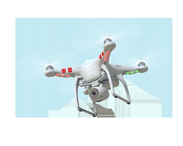 Phantom 2.0 Drone