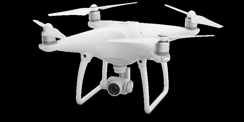 Phantom 4 Djis Smartest Flying Camera Ever