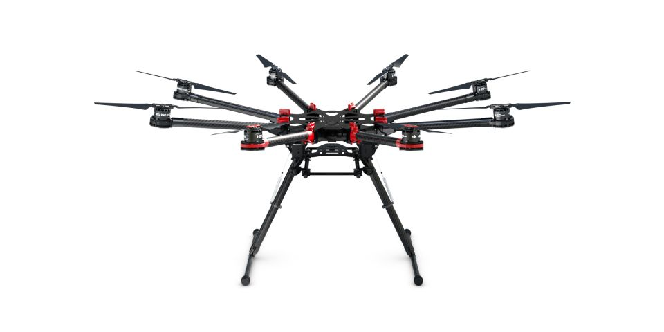 Spreading Wings S1000 - Features | DJI