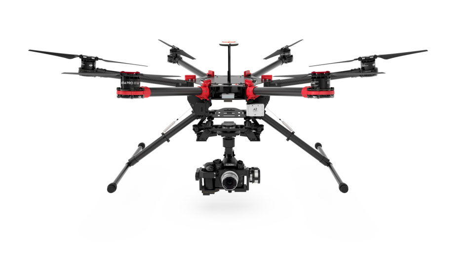 Spreading Wings S900 - highly portable, powerful aerial