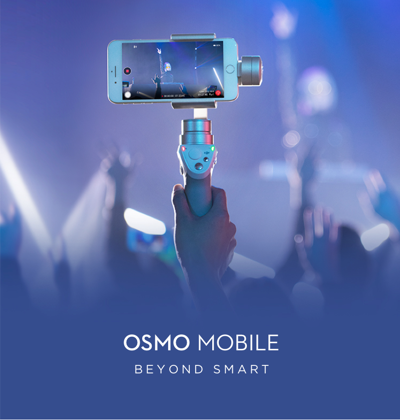 Buy Osmo Mobile Dji Store