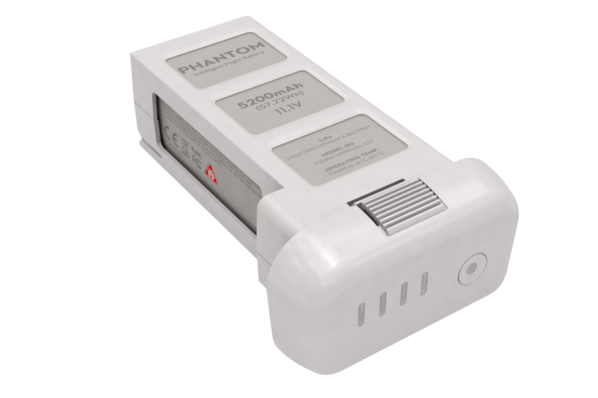 Аккумулятор dji 5200 mah адаптер mavic air combo по акции