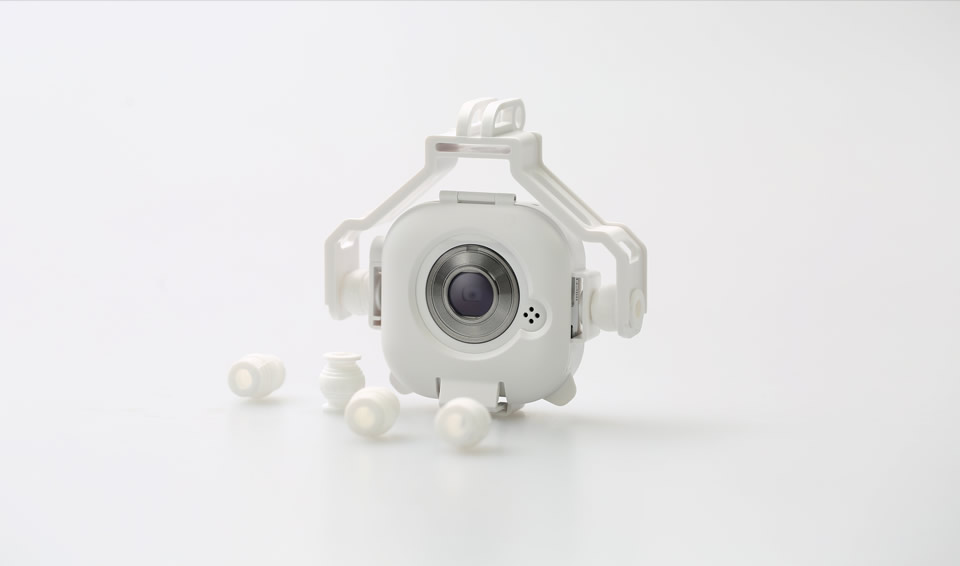 Phantom FC40 - Phantom with its own smart FC40 camera | DJI